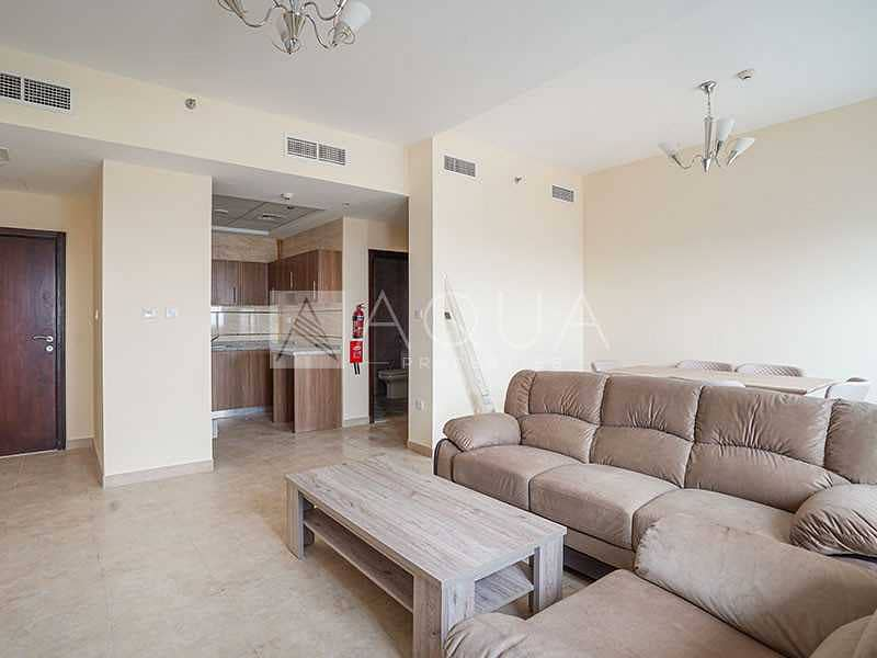 2 Fully Furnished | Spacious 1BR Apartment