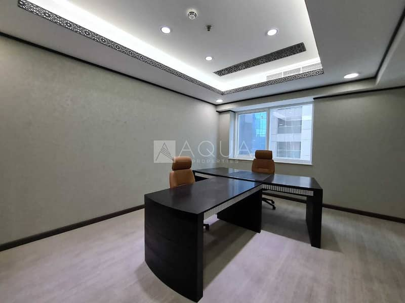 2 Fully furnished office   Near Metro   SZR