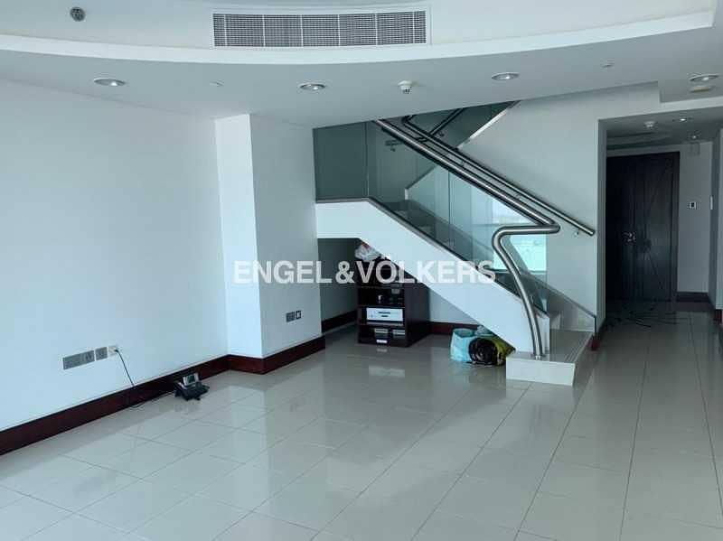 Balcony   Duplex   Private Jacuzzi   Low floor
