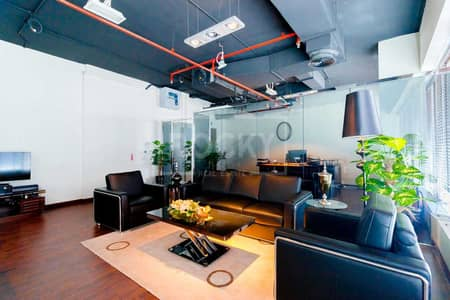 Office for Sale in Business Bay, Dubai - Brand New  Furnished  Luxury Office  Ready To Move