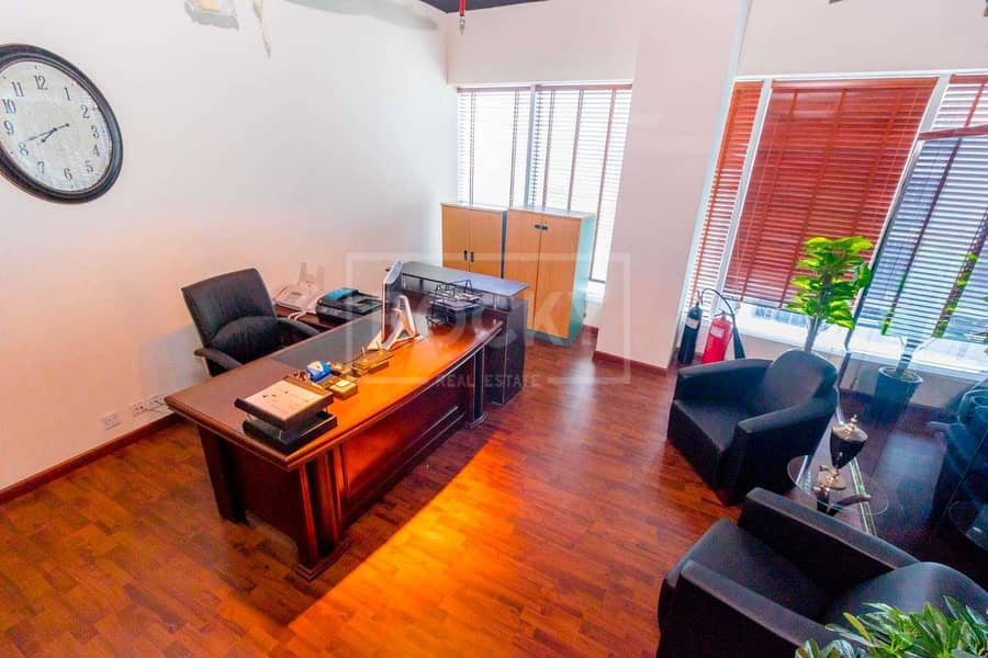 2 Brand New| Furnished| Luxury Office| Ready To Move