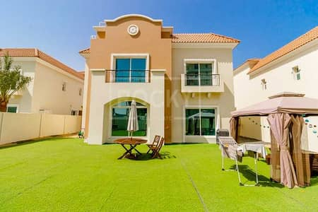 5 Bedroom Villa for Sale in Dubai Sports City, Dubai - Well Maintained  5 Ensuite Bedrooms  Rented  Exclusive