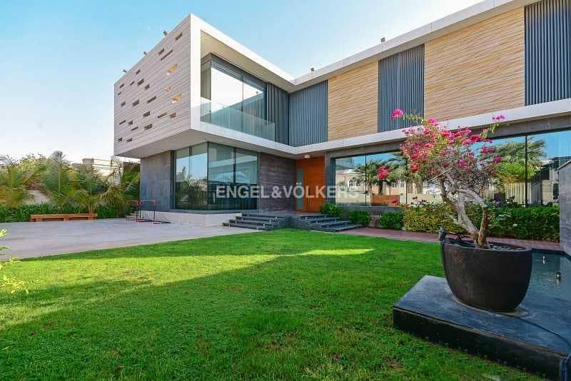Exclusive   Luxury Villa   Unfurnished Unit