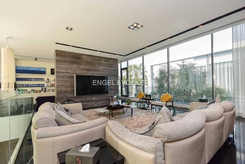 2 Exclusive   Luxury Villa   Unfurnished Unit