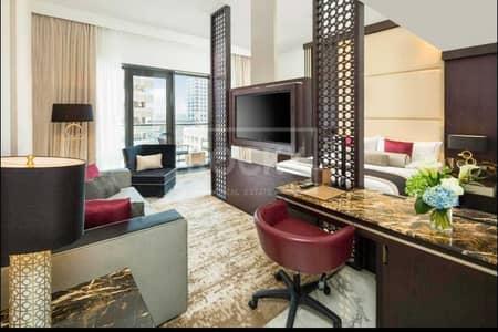شقة فندقية 1 غرفة نوم للبيع في دبي مارينا، دبي - Fully Furnished | 1-Bed | Hotel Apartment