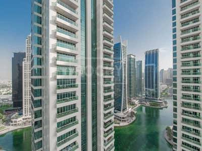فلیٹ 2 غرفة نوم للبيع في أبراج بحيرات الجميرا، دبي - 2-Bed   Plus Maids    Lake View   Tamweel