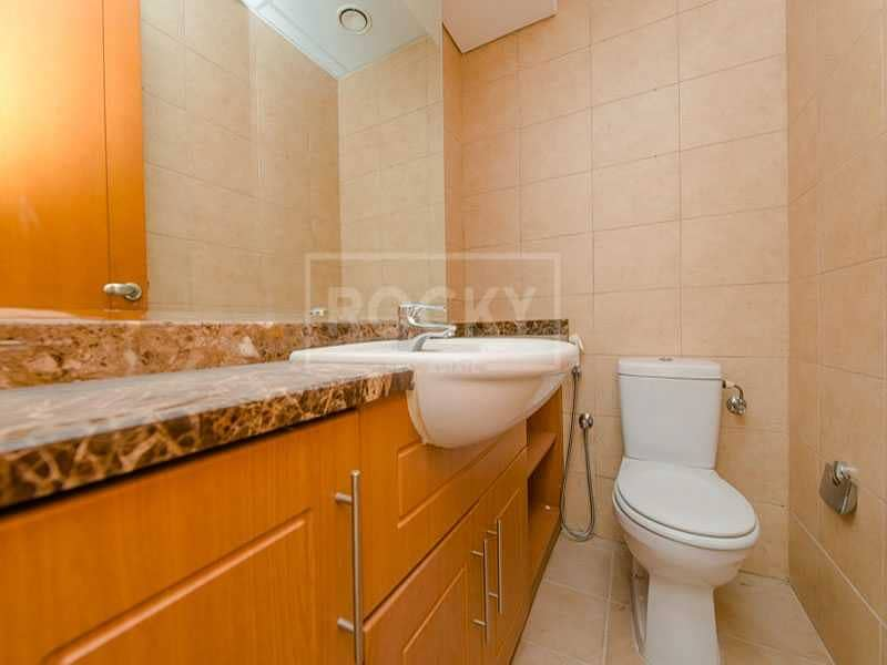 10 2-Bed | Lake and Golf Course View | Tamweel