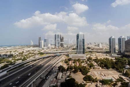 مکتب  للايجار في برشا هايتس (تيكوم)، دبي - Full Floor | Shell and Core | Premium Tower | The One Tower