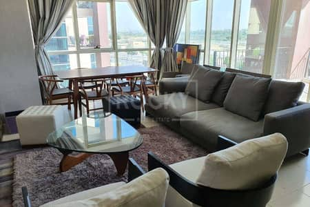 2 Bedroom Flat for Rent in Dubai Silicon Oasis, Dubai - Spacious 2 Bed   plus Laundry   Furnished   Silicon Arch