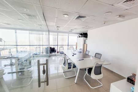 Office for Sale in Jumeirah Lake Towers (JLT), Dubai - Investor Deal | Fitted Office |  Close to Metro | X3 Tower