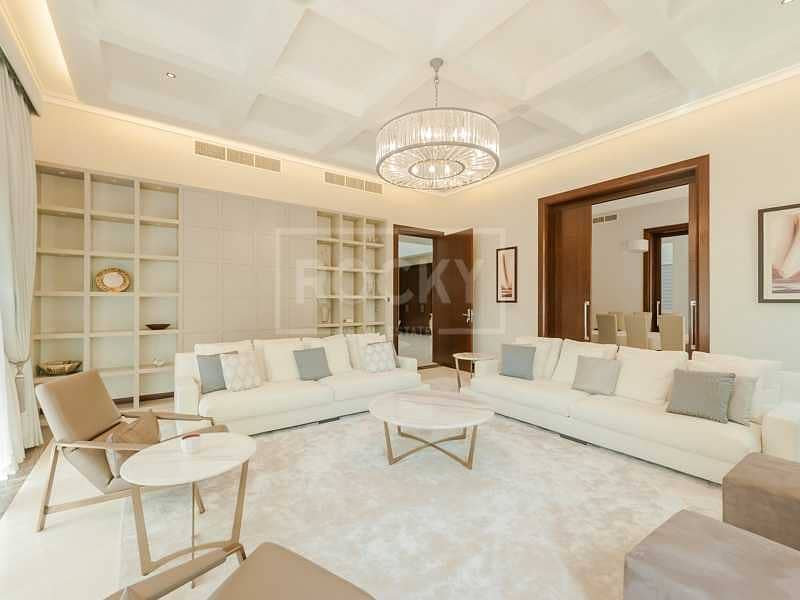 Luxurious  |  Corner Villa | Al Barari