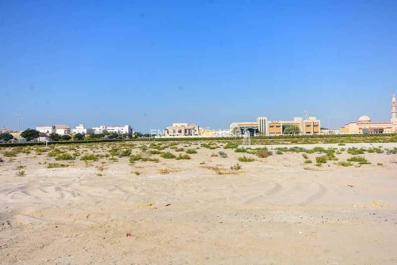 2 School Plot on High Residential Community