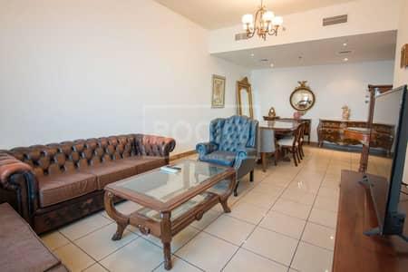 فلیٹ 3 غرف نوم للايجار في دبي مارينا، دبي - Spacious 3 Bedroom  | Higher floor | Sulafa Tower