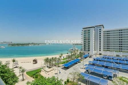فلیٹ 1 غرفة نوم للبيع في نخلة جميرا، دبي - Spectacular Sea View| Vacant |Fully Furnished