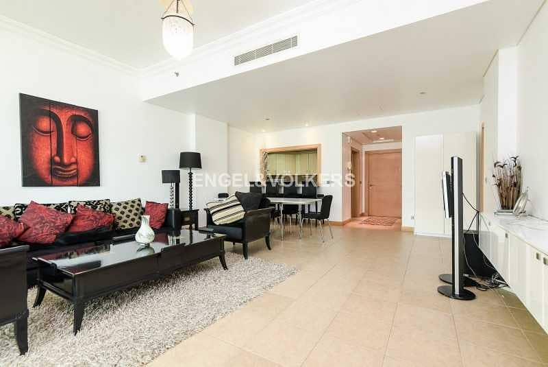 2 Spectacular Sea View| Vacant |Fully Furnished