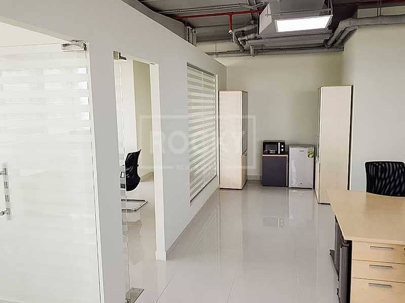 Furnished and Fitted Office Space in IT Plaza
