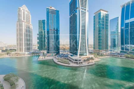 2 Bedroom Apartment for Sale in Jumeirah Lake Towers (JLT), Dubai - Exclusive   Lake View   2-Bed   Closed Kitchen