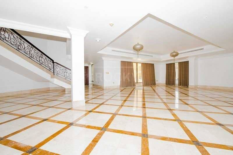 Massive Penthouse with Sea View | Sadaf 8 | Marble Floors