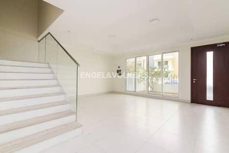 تاون هاوس 4 غرف نوم للبيع في قرية جميرا الدائرية، دبي - Modern Villa | With Elevator | Near Park | G+2