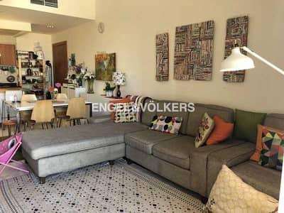 فلیٹ 1 غرفة نوم للبيع في قرية جميرا الدائرية، دبي - Unfurnished Apartment | Swimming Pool View