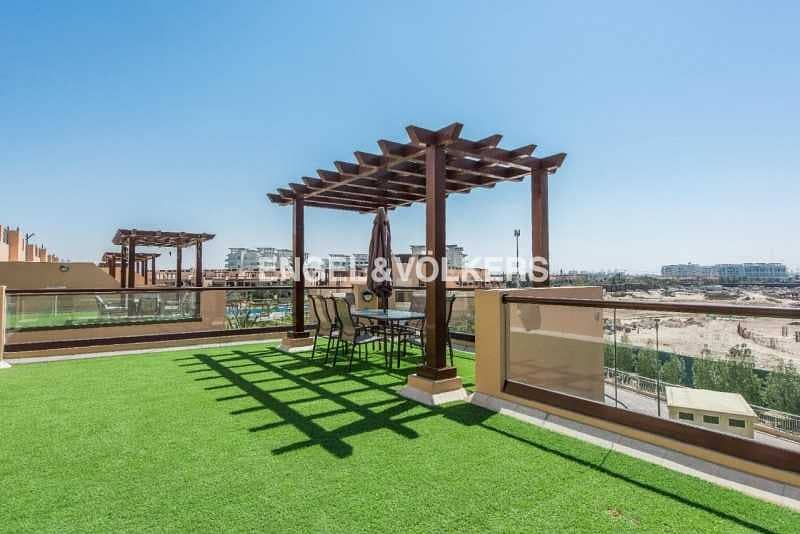 Partly Furnished |Great Condition| Spacious