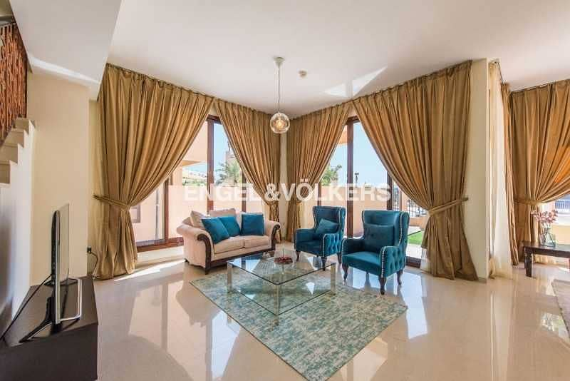 2 Partly Furnished |Great Condition| Spacious