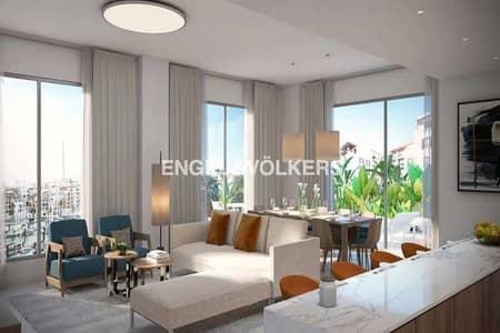 شقة 2 غرفة نوم للبيع في جميرا، دبي - Full Sea View | Beach Access | Handover Soon