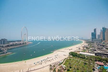 2 Bedroom Apartment for Sale in Jumeirah Beach Residence (JBR), Dubai - Sea View | Spacious | Waterfront Community