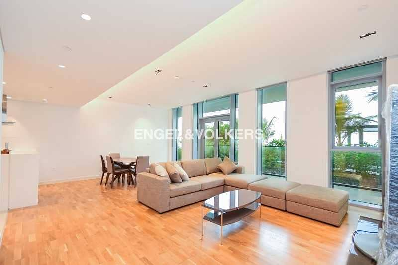 Garden Apartment|Investment deal|Luxury Location