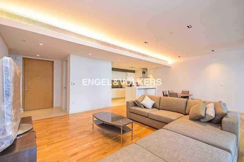 2 Garden Apartment|Investment deal|Luxury Location