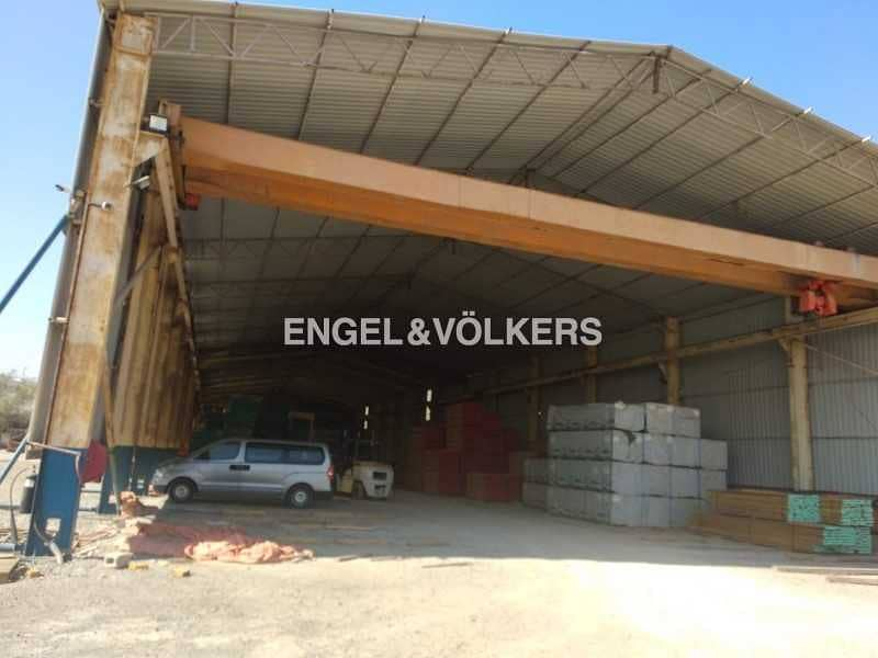 Commercial Warehouse | Excellent Location