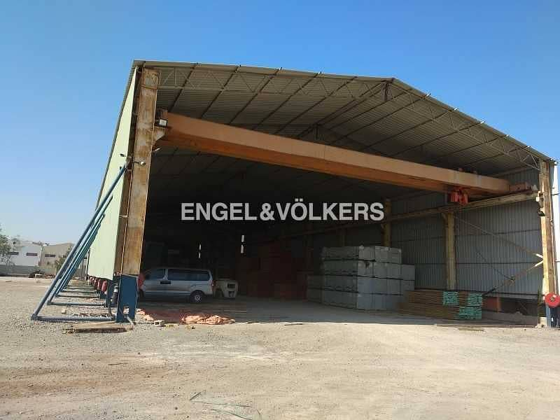 2 Commercial Warehouse | Excellent Location