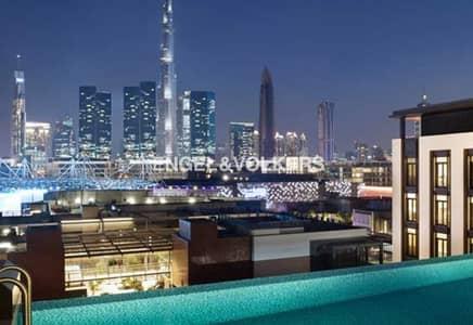 شقة فندقية  للبيع في جميرا، دبي - Hotel Apartment | Ideal Location | Great Returns