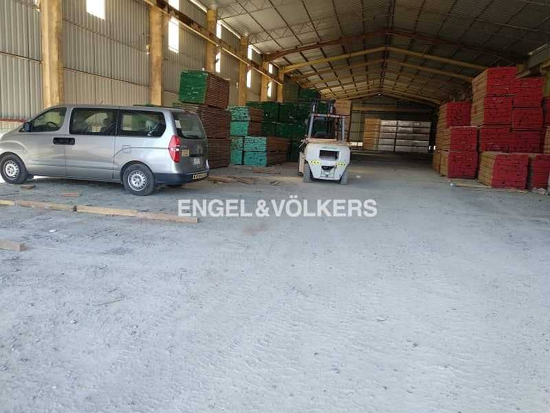 20 Commercial Warehouse | Excellent Location