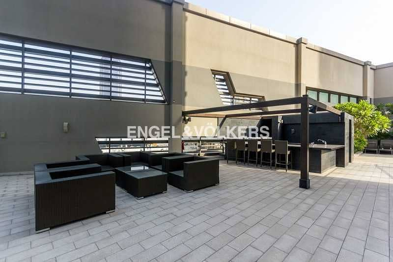 16 Furnished| Canal View| Balcony| High Floor
