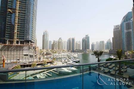 فلیٹ 2 غرفة نوم للبيع في دبي مارينا، دبي - Marina View | 2 Bedrooms | Best Layout