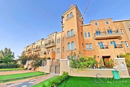 تاون هاوس 3 غرف نوم للبيع في قرية جميرا الدائرية، دبي - Three Bedrooms  | Vacant Sept |  Basement