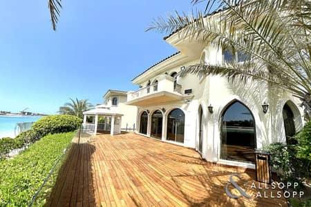 4 Bedroom Villa for Sale in Palm Jumeirah, Dubai - Exclusive | Upgraded Garden Home | 4 Beds