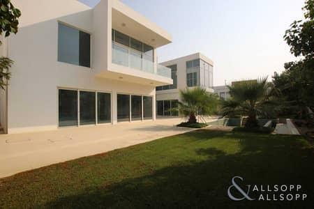 4 Bedroom Villa for Sale in Al Barari, Dubai - Exclusive | Type A1 | Large Corner Plot