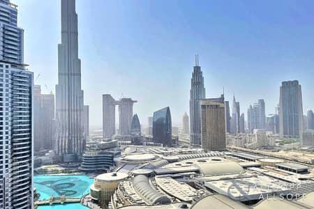 فلیٹ 3 غرف نوم للبيع في وسط مدينة دبي، دبي - Burj Khalifa and Fountain View | 3 Bedroom