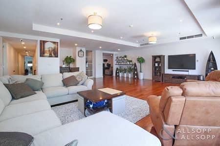 شقة 3 غرف نوم للبيع في مركز دبي المالي العالمي، دبي - Largest 3 Bedrooms Plus Maids   Upgraded