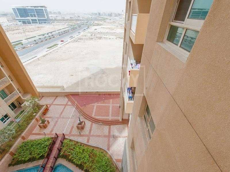 20 Spacious | 1-Bed | Pool View | IMPZ