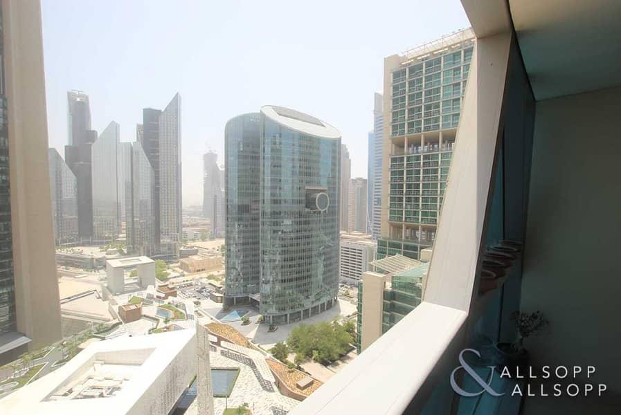 One Bedroom   DIFC View   Rented   Balcony