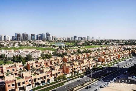 شقة 2 غرفة نوم للبيع في مدينة دبي الرياضية، دبي - Golf Course View | 2 Bedroom | Upgraded
