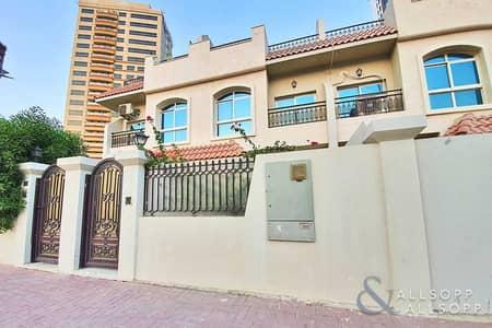 تاون هاوس 3 غرف نوم للبيع في قرية جميرا الدائرية، دبي - 3 Beds+Maid   Owner Occupied   Exclusive