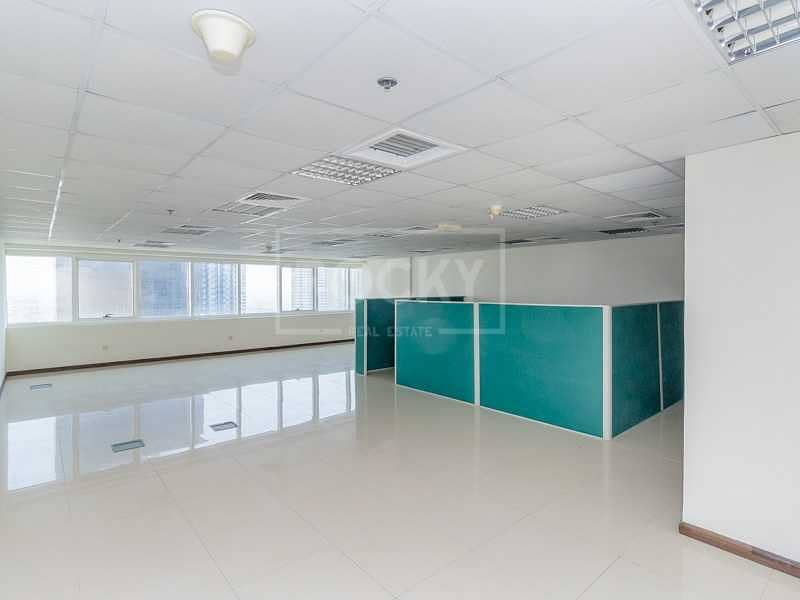 2 Exclusive   Fitted Office   Lake View   DMCC
