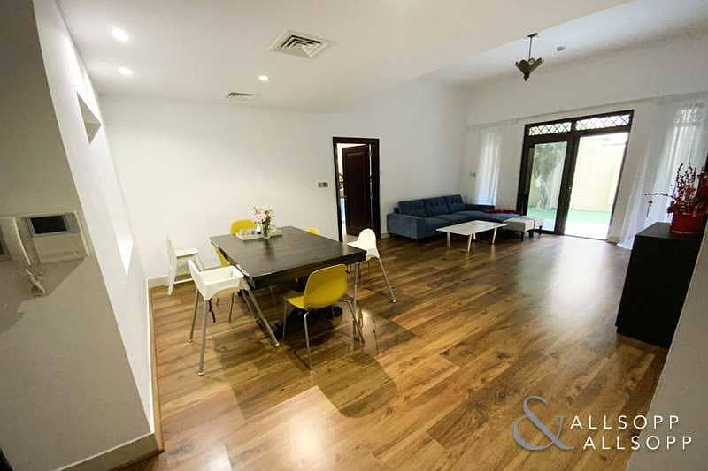 Three Bedrooms | Garden Apartment | Study