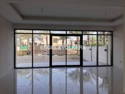 4 Bedroom Villa for Sale in DAMAC Hills (Akoya by DAMAC), Dubai - Brand New Villa | Single Row | Next to Park