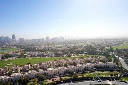1 Bedroom Flat for Sale in Dubai Sports City, Dubai - Golf Course View | Top Floor | 1 Bedroom