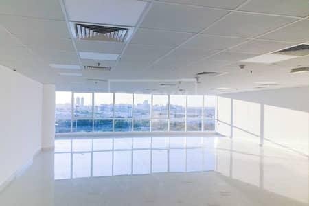 مکتب  للايجار في واحة دبي للسيليكون، دبي - Chiller Free|Fitted|Office|Silicon Oasis